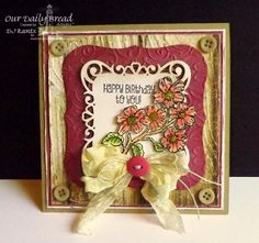 Happy Birthday to You by DJRants - Cards and Paper Crafts at Splitcoaststampers