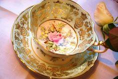 Paragon Tea Cup and Saucer $51