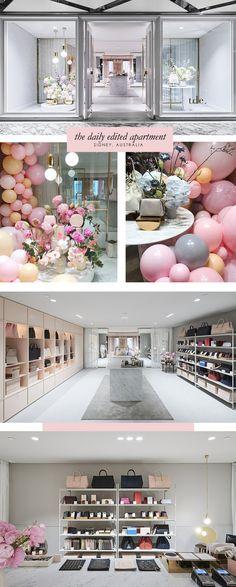 TDE Apartment: uma loja minimalista e feminina incrível