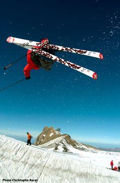 Freestyle - Les Diablerets, Switzerland -  © Christophe Racat