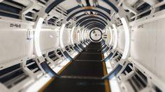 A corridor inside phantom 3