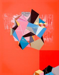 UntitledShape_I by Clark Goolsby http://www.clarkgoolsby.com/paintings/