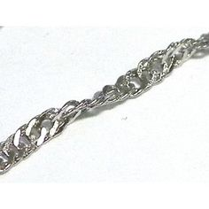 925 fine silver chain with clasp necklace Make Your Own Jewelry, Wholesale Beads, Jewelry Findings, Pearls, Chain, Crystals, Metal, Bracelets, Silver