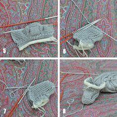 Con un filo: Scarpine e sandalini