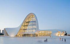 Heydar Aliyev Center by Zaha Hadid Architects