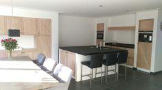 Stucwerk keuken