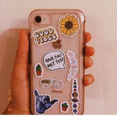 Phone case, diy phone case, diy case, cute phone cases, aesthetic p Iphone Cover, Diy Iphone Case, Diy Case, Phone Stickers, Diy Stickers, Whatsapp Pink, Tumblr Phone Case, Lunch Boxe, Aesthetic Phone Case