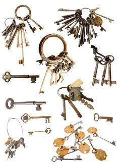 使い古された鍵のテクスチャ < イメージパーツ < カテゴリ別一覧 - Retrofan もっと見る