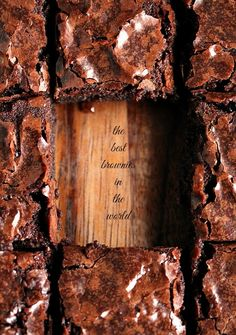 The Best Brownies In the WORLD | Foodetti