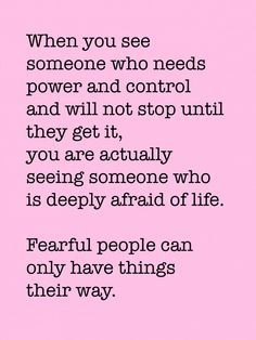 inspirational quotes about dealing with controlling people - Google Search