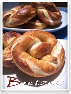 Pan alemán delicioso.  Como mejor está es recién hecho.  Es facil de hacer!