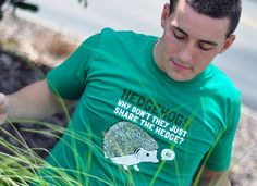 Hedgehogs Can't Share Tshirt:  I don't know why I think this is so hilarious. But I do.
