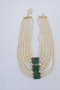 Marvella Pearl Necklace 4