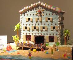 Gingerbread Beach House: Neat
