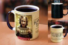 Harry Potter Sirius Black Morphing Mug