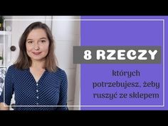 Agnieszka Skupieńska - YouTube E Commerce, Case Study, Fitness, Management, Social Media, Organization, Marketing, How To Plan, Motivation