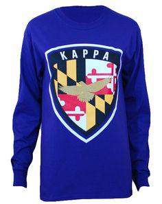 Sigma Kappa Cook Off Long Sleeve by Adam Block Design | Custom Greek Apparel & Sorority Clothes | www.adamblockdesign.com