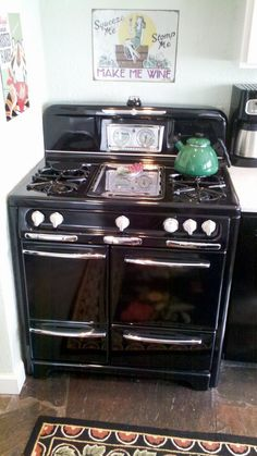 Antique Vintage Gas Stoves