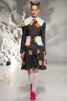 Anna K Kiev Fall 2015 - Collection - Gallery - Style.com