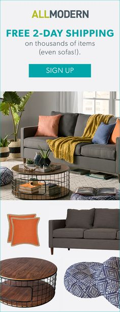Sofas - FREE 2-DAY SHIPPING on thousands of items!