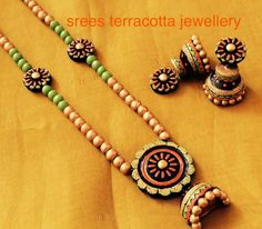 Srees terracotta jewelry