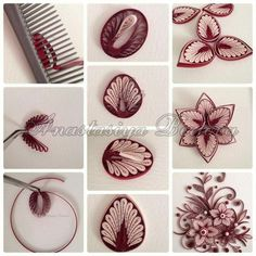 Learn how to make the basic paper quilling shapes so you can use them in any project. This beginner friendly paper quilling tutorial will teach you all you need to know for your next project! Neli Quilling, Paper Quilling Cards, Paper Quilling Flowers, Paper Quilling Jewelry, Paper Quilling Patterns, Origami And Quilling, Quilled Paper Art, Quilling Paper Craft, Paper Crafts