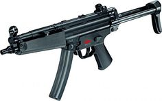 Heckler & Koch Softair Gewehr MP5 Serie (MP5) A5 (Heckler…
