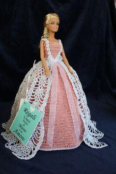 Tati - Whiterose  [handmade crochet]