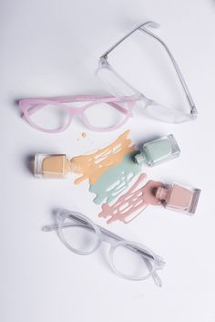 Muscat, eyewear, nailpolish, still life, MEG GALLA