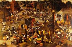 Village Festival, Fairy Tale Costumes, Pieter Bruegel The Elder, Hieronymus Bosch, Renaissance Paintings, Historical Art, Historical Clothing, Art Plastique, 16th Century