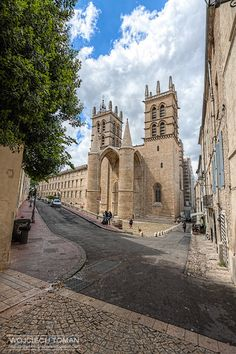 Montpellier Cathedral ~ http://hdrphotographer.blogspot.com/2013/07/montpellier-cathedral.html