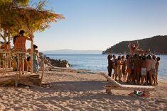 Skopelos-Greece- Mamma mia! behind the scenes photography