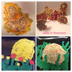 We love these tropical and themed pancakes from @juliethomson53 - great effort! #prizepancake