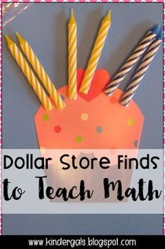 KinderGals: Thrifty Thursday-Counting Games, Number Bonds, and Tens Frames