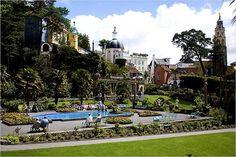 Portmeirion, Gales