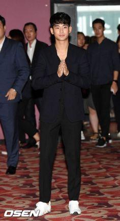 「PHOTO@キョンギド」俳優キム・スヒョン、 映画「リアル」の舞台挨拶イベントに出席   K-POP、韓国芸能ニュース、取材レポートならコレポ!