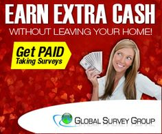 Earn Extra Cash Without Leaving Home!