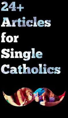 Find a ton of resources for single Catholics dealing with subjects from chastity to online dating to enjoying single life as a Catholic. The CatholicMatch Institute.
