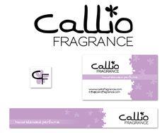 Callio Fragrance branding launch