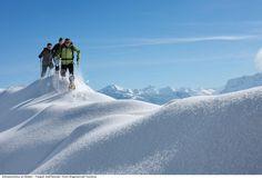 Schneeschuhwandern by Hotel Post Bezau on 500px