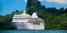 Cruising Tahiti in s