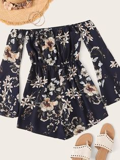 Cute Rompers, Rompers Women, Jumpsuits For Women, Cute Summer Outfits, Cute Outfits, Summer Clothes, Pop Fashion, Fashion Outfits, Girls Clothing Stores