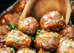 Recette de boulettes de viande à la mijoteuse sauce Buffalo et miel