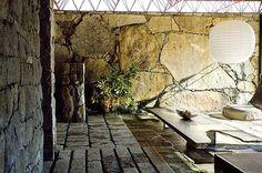 Stone House by Isamu Noguchi