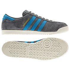149061f23d5 Adidas original Kopenhagen shoe Blue Adidas