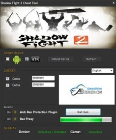 The Shadow Fight 2 Hack is ready for download. Use Shadow Fight 2 Hack working…