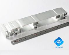 Aluminium profile for slide rail, anodizing surface treatment process, quality aluminium profile product.