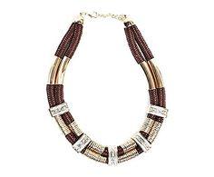 Collar Modern - marrón