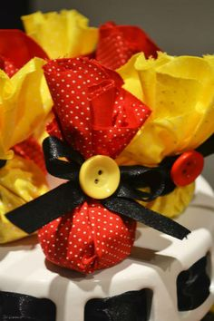The Party Wagon - Blog - OH TOODLES! Fun Mickey Mouse Party Ideas