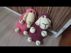 Amigrumi Kuzu Yapımı - YouTube